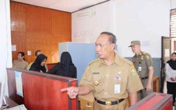 Sidak Pemkot Palangka Raya Tak Didampingi Inspektorat