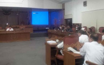 DPRD Kotawaringin Timur Ingatkan RPJMD Sesuai Kebutuhan Daerah