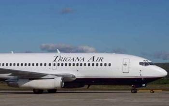Maskapai Penerbangan Trigana Air. TEMPO.CO