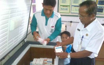 Dinas Kesehatan Lamandau Pastikan Laksanakan BIAS Cegah Penyakit Campak