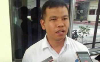 Kasat Reskrim Polres Palangka Raya, AKP Erwin T H Situmorang. BORNEONEWS/BUDI YULIANTO/DOK