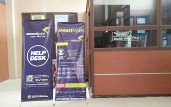 Helpdeskt tax amnesty KPP Pratam Pbun