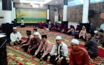 Persiapan Pelepasan Kafilah MTQ. BORNEONEWS/TESTI PRISCILLA