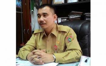 Kepala Dinas Pertanian dan Peternakan Kalimantan Tengah Tute Lelo. BORNEONEWS/TESTI PRISCILLA