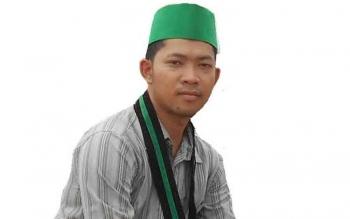 Ketua Umum HMI Komisariat Katingan, Maulana Kawit. BORNEONEWS/ABDUL GOFUR/DOK