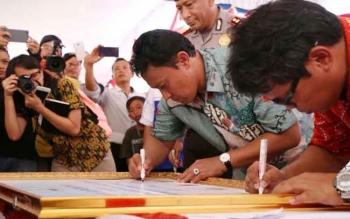 84 Kelompok MPA Terbentuk di Pulang Pisau