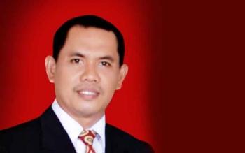 Ketua Badan Penyelesaian Sengketa Konsumen (BPSK) Kota Palangka Raya, Rahmat Junaidi. BORNEONEWS/RONI SAHALA
