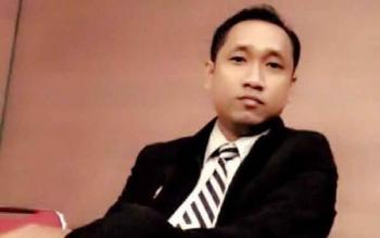 Panitera BPSK Palangka Raya, Arif Irawan Sanjaya. BORNEONEWS/RONI SAHALA