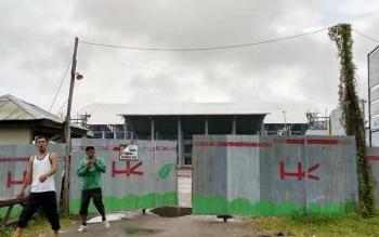 Dinas Pemuda dan Olahraga (Dispora) Kalimantan Tengah menargetkan pada 2017 Gor Indoor selesai. BORNEONEWS/RONI SAHALA