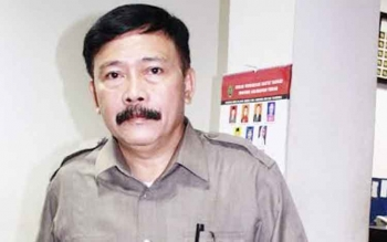 Yansen Binti Ketua GPDI/anggota DPRD Kalteng. BORNEONEWS/ROZIKIN