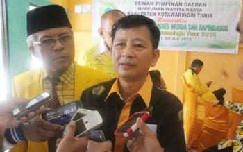 Golkar Kalimantan Tengah Bergolak Panas