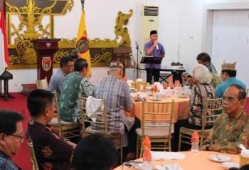 Ibnu Elmi AS: Kalteng Milik Bersama dan Butuh Harmoni