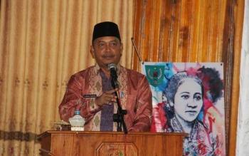 Wakil Bupati Sukamara, Windu Subagio. BORNEONEWS/DOK