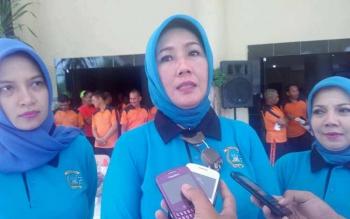 Ketua Bhayangkari Kalimantan Tengah Ingatkan Jangan Pamer Tubuh dan Kekayaan di Medsos