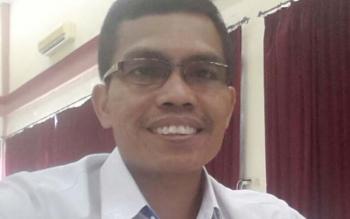 Manager PLN Rayon Pangkalan Bun, Purwanto / ISTIMEWA