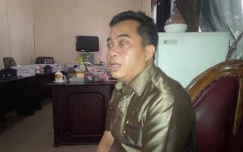 Ketua Komisi III DPRD Kotim Rimbun