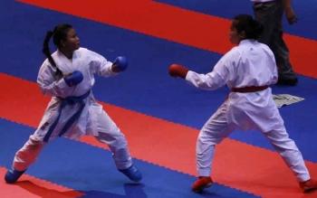 Dua Karateka Kalteng Pulang Lebih Awal