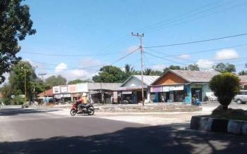 Satlantas Polres Sukamara Perhatikan Perubahan Ruas Jalan