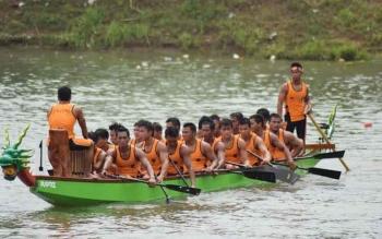 Ilustrasi: Laga terakhir Dayung Kalteng dalam PON XIX Jawa Barat, sumbang 2 medali. Hari ke 10 PON Bandung 2016, kontingen Kalimantan Tengah masih menyisakan 6 cabang olahraga yang belum tanding. BORNEONEWS/DOK