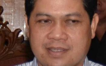 Wakil Ketua DPRD Kotawaringin Timur, Parimus. BORNEONEWS/M. RIFQI