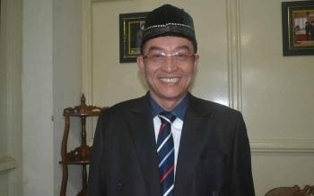 Kepala Badan Lingkungan Hidup Kabupaten Katingan, Hap Baperdo. BORNEONEWS/ABDUL GOFUR