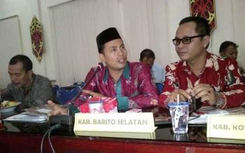 DPD Lasqi Barito Selatan. Kafilah Barsel akan memberangkatkan 74 orang untuk mengikuti Festival Seni Qasidah V Kalimantan Tengah, di Kuala Kapuas, 22-26 Oktober 2016. BORNEONEWS/H. LAILY MANSYUR