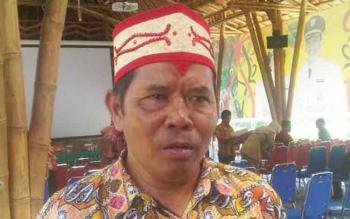 Camat Kahayan Kuala Nadie Rustam