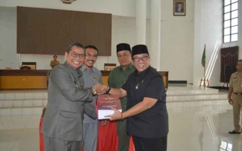 Tim Pansus DPRD Catat 26 Kelemahan LKPj Bupati Seruyan 2016