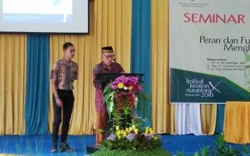 Sejumlah Aspirasi Raja-Sultan Mengemuka di Seminar FKN X Tahun 2016