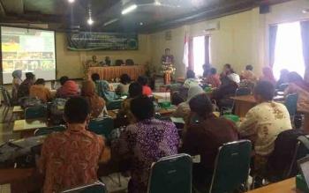 Puluhan Guru SMK Pertanian dan Perkebunan Ikut Pelatihan Kelapa Sawit