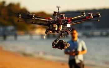 Drone. ISTIMEWA