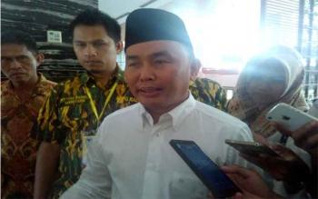 Gubernur Kalimantan Tengah, H Sugianto Sabran. BORNEONEWS/BUDI YULIANTO