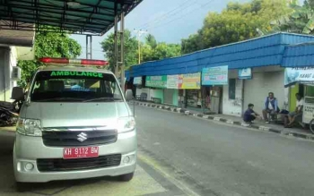 Kawasan pertokoaan RSUD dr Soemarno Sosro Admojho Kuala Kapuas akan di perketat peredaran penjualan rokok di kios-kios. BORNEONEWS/DJEMMY NAPOLEON