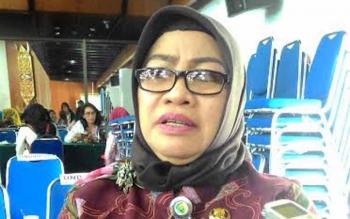 Kepala Dinas Pendidikan Kota Palangka Raya, Norma Hikmah. BORNEONEWS/TESTI PRISCILLA