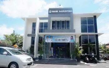 Ilustrasi: kantor BPR Marunting Sejahtera, di Pangkalan Bun, Kotawaringin Barat, Kalimantan Tengah. BORNEONEWS/DOK