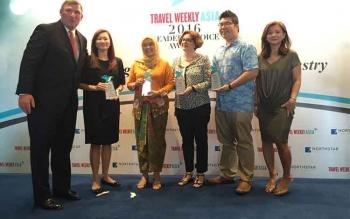 Media Singapura Jadikan Wonderful Indonesia The Best Destination Marketing 2016