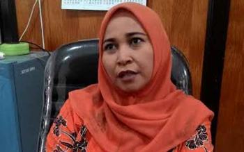 Sekretaris Komisi C DPRD Kota Palangka Raya, Mukarramah