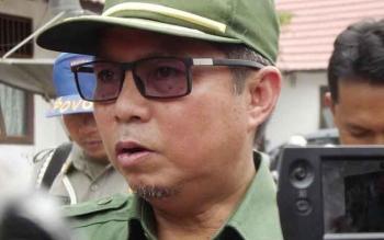 Bupati Seruyan Sudarsono menyampaikan pihaknya sudah melakukan penanaman kopi seluas 60 ribu hektare di Kecamatan Seruyan Hulu. BORNEONEWS/PARNEN