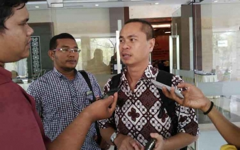 Ketua Komisi informasi Kalimantan Tengah, Sastriadi