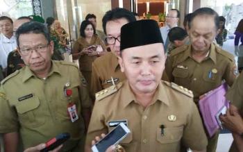 Gubernur Kalimantan Tengah Bentuk 3 Cluster Pangan