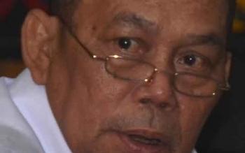 Wakil Ketua DPRD Kotim, Dewin Marang. BORNEONEWS/M. RIFQI