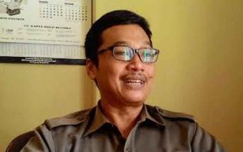 Sugiyanto, Kepala Bidang Kesehatan Hewan dan Kesehatan Masyarakat Veteriner (Kesmavet) Disperkanak Kota