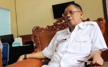 Kepala Dinas Perhubungan Komunikasi dan Informatika (Dishubkominfo) Kalimantan Tengah, M Hatta. BORNEONEWS/M MUCHLAS ROZIKIN