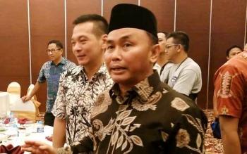 Gubernur Kalimantan Tengah Sugianto Sabran. BORNEONEWS/RONI SAHALA
