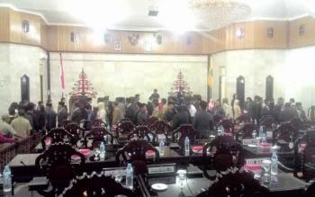 DPRD Kapuas Genjot Finalisasi Perda APBD Perubahan