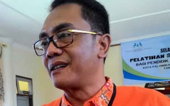 Ketua DPRD Kota Palangka Raya, Sigit K Yunianto\\r\\n
