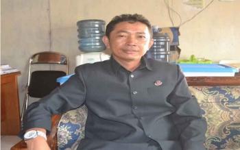 Komisioner KPU Barsel, Bahruddin. BORNEONEWS/URIUTU DJAPER