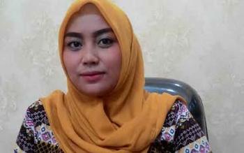 Wakil Ketua I DPRD Kota Palangka Raya Ida Ayu Nia Anggraini. BORNEONEWS/TESTI PRISCILLA