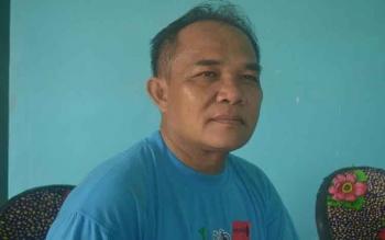 Ketua LSM Suara Rakyat Katingan, Anto Saptono. BORNEONEWS/ABDUL GOFUR