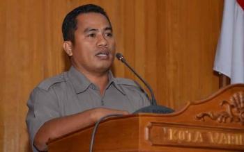Ketua Komisi IV DPRD Kotim Jainudin Karim. BORNEONEWS/RIFQI